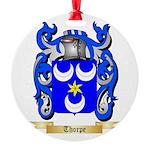 Thorpe Round Ornament