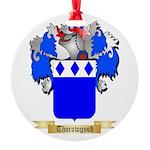 Thorowgood Round Ornament