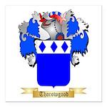 Thorowgood Square Car Magnet 3