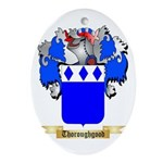 Thoroughgood Oval Ornament