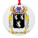 Thorold Round Ornament