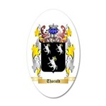 Thorold 20x12 Oval Wall Decal