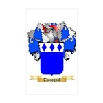 Thorogood Sticker (Rectangle 10 pk)