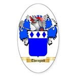 Thorogood Sticker (Oval 50 pk)
