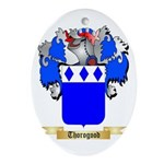 Thorogood Oval Ornament