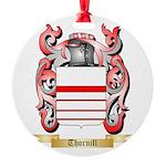 Thornill Round Ornament