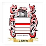 Thornill Square Car Magnet 3