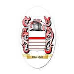 Thornhill Oval Car Magnet