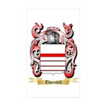 Thornhill Sticker (Rectangle 50 pk)