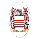 Thornhill Sticker (Oval 10 pk)
