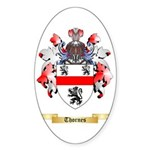 Thornes Sticker (Oval 50 pk)