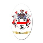 Thornes 20x12 Oval Wall Decal