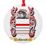Thornell Round Ornament