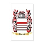 Thornell 35x21 Wall Decal