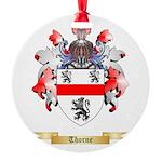 Thorne Round Ornament