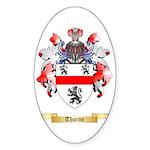 Thorne Sticker (Oval 50 pk)