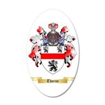 Thorne 35x21 Oval Wall Decal