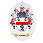 Thorne Oval Ornament