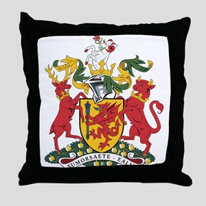 Somerset County Council  Throw Pillow