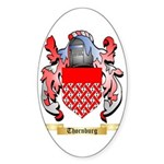 Thornburg Sticker (Oval)