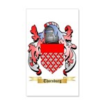 Thornburg 35x21 Wall Decal