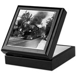 Steam Train Keepsake Box