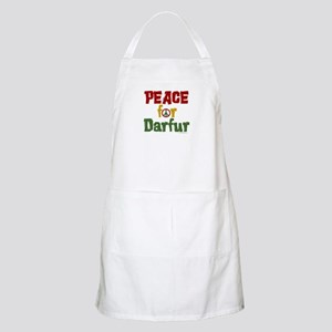 Peace For Darfur 1.1 BBQ Apron