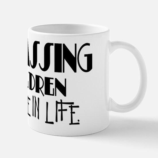 Embarrassing My Children Mug