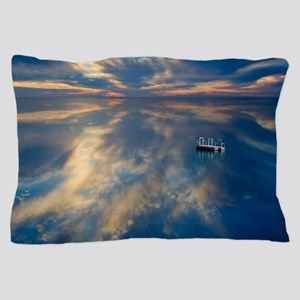 Water and reflection Pillow Case
