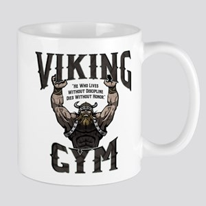 Viking Gym Mugs