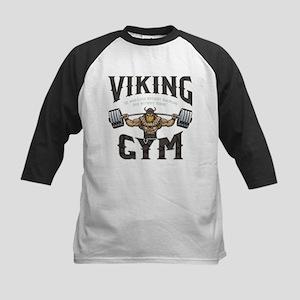 Viking Gym Baseball Jersey