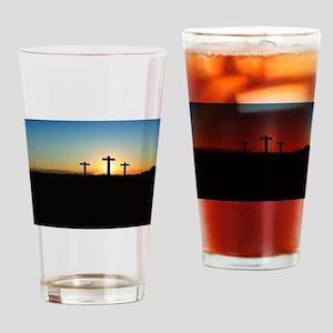Cross Drinking Glass