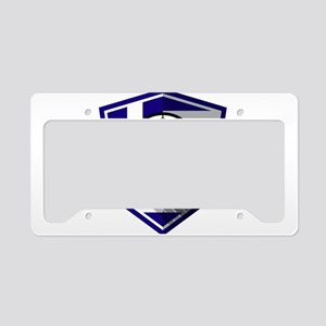 Creative soccer Greece label License Plate Holder