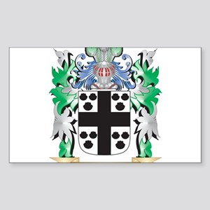 Westley Coat of Arms - Family Crest Sticker