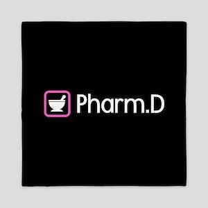 Pharm.D (Pink) Queen Duvet