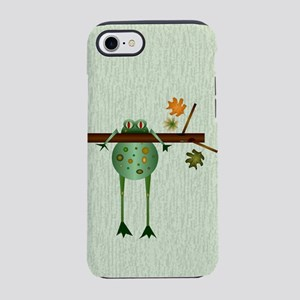 Of Trees and Frogs iPhone 8/7 Tough Case