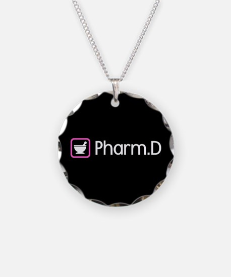 Pharm.D (Pink) Necklace