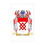 Thornbery Sticker (Rectangle)