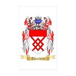 Thornbery Sticker (Rectangle 10 pk)