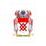 Thornbery Sticker (Rectangle 50 pk)
