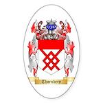 Thornbery Sticker (Oval 10 pk)