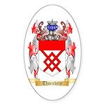 Thornbery Sticker (Oval 50 pk)