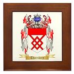 Thornbery Framed Tile