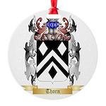 Thorn Round Ornament