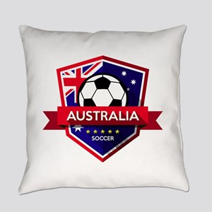 Creative soccer Australia label Everyday Pillow