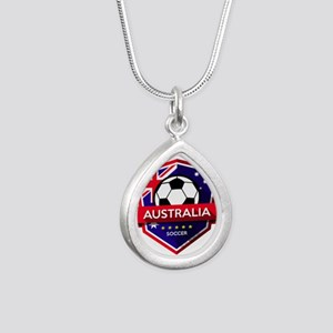 Creative soccer Australia label Necklaces