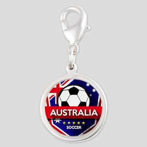 Creative soccer Australia label Charms