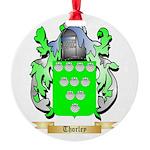 Thorley Round Ornament