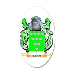 Thorley 20x12 Oval Wall Decal