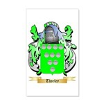 Thorley 35x21 Wall Decal
